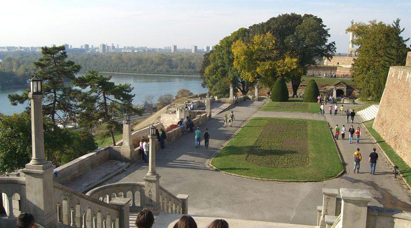 Дворцы Белграда, часть 2
