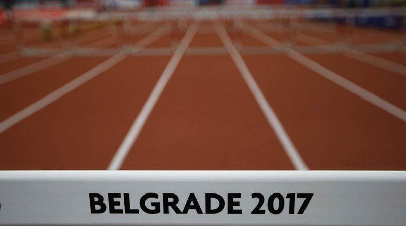 Европейский чемпионат в Белграде