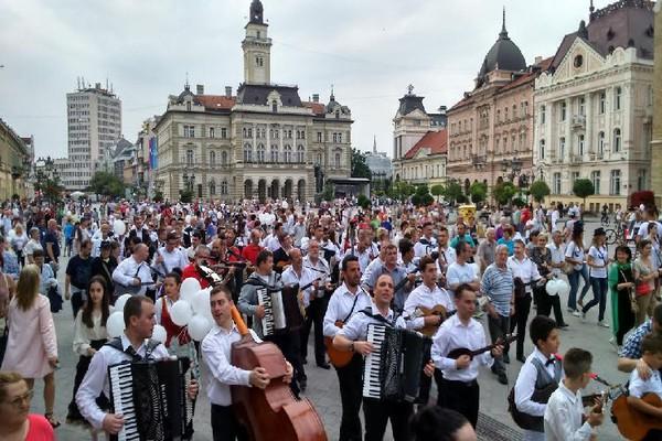 «Tamburica Fest» — лучший этно-фестиваль в Европе