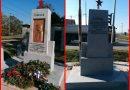 Отреставрированы памятники павшим советским воинам