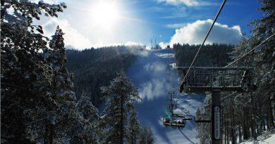 Торник: горные лыжи для самостоятельных людей.