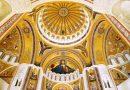 Мозаичный купол украсил храм Святого Саввы в Белграде