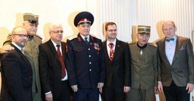 В «Русском Доме» в Белграде прошел ежегодный торжественный концерт, посвященный Дню сербско-русского братства.