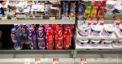 Что почём в сербском супермаркете.