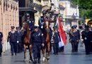 В Сербии отметили День МВД и День полиции.
