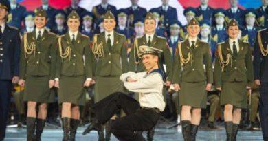 Ансамбль песни и пляски Российской армии имени А. В. Александрова выступит в Белграде