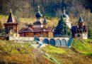 Лешье — сербский монастырь из русской сказки.