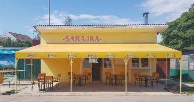 Кафаны с душевными сербскими именами.