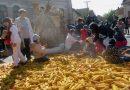 Международный фестиваль кукурузы в Каниже.