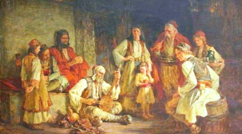 Сербские гусле