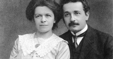 Сербская любовь Эйнштейна