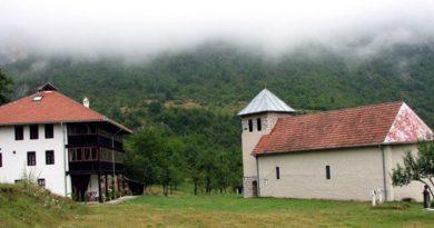 Монастырь Селяны