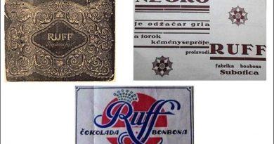 Леденцы «Негро» — сербский сувенир с историей