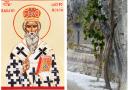 Слава Святого Василия Острожского
