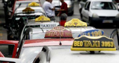 Про белградских таксистов