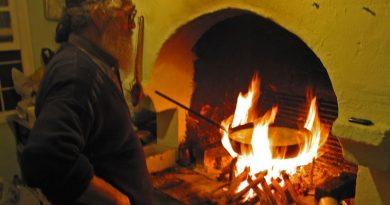 Сербская монастырская кухня