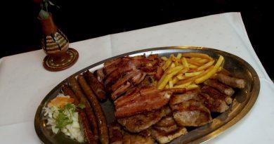 Сербия: и поехать, и поесть