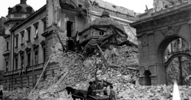 Кровавая Пасха 6 апреля 1941 года